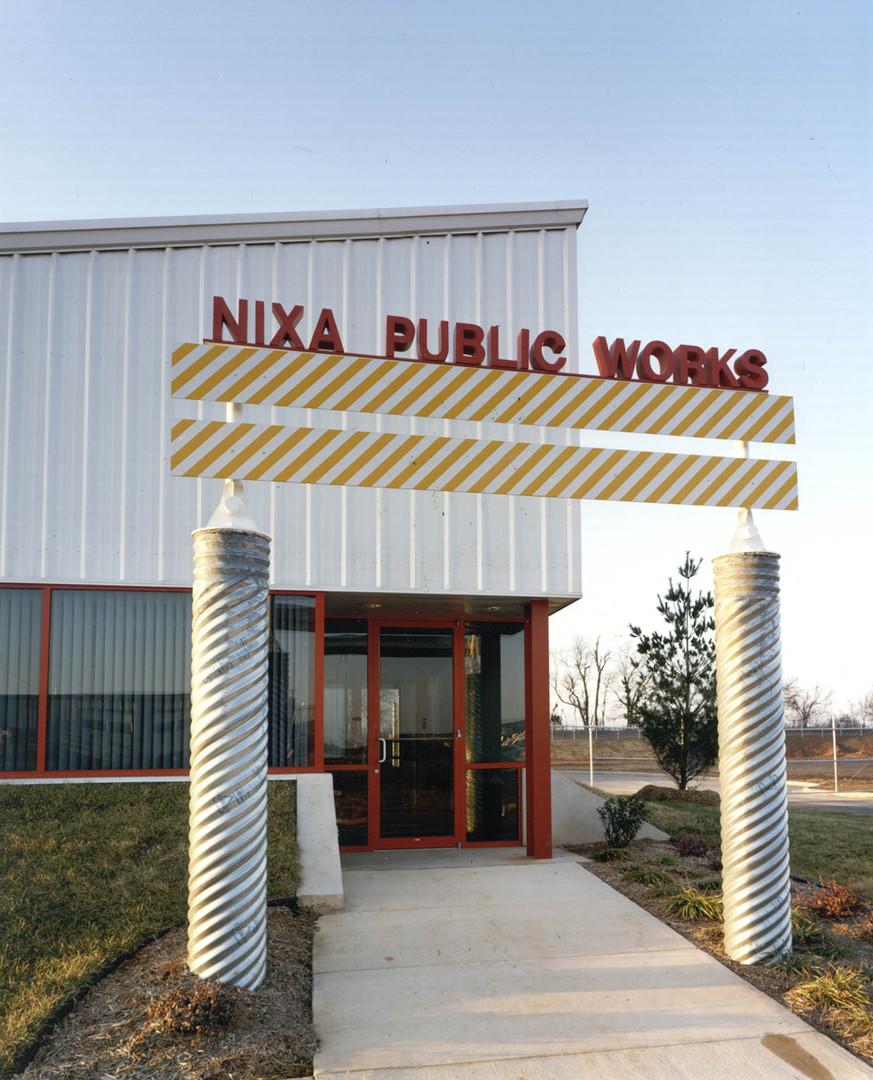 Nixa Public Works Complex