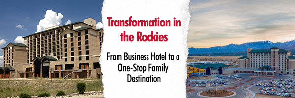 Transformation in the Rockies: From Business Hotel to a One-Stop Family Destination