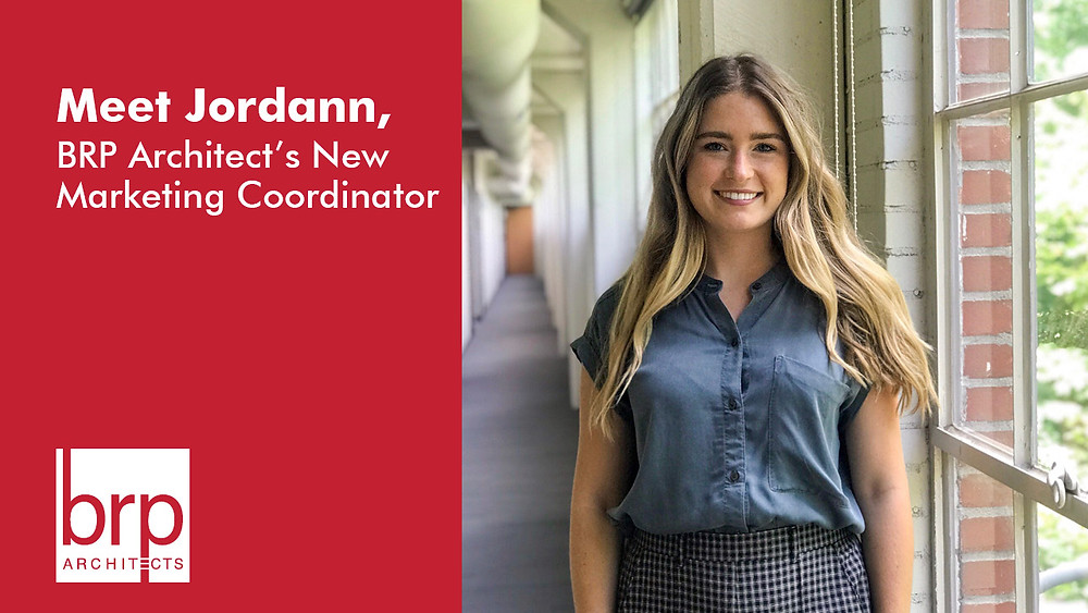 Meet Jordann, BRP Architect's New Marketing Coordinator