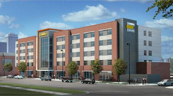 Cambria Hotel & Suites - Omaha, NE