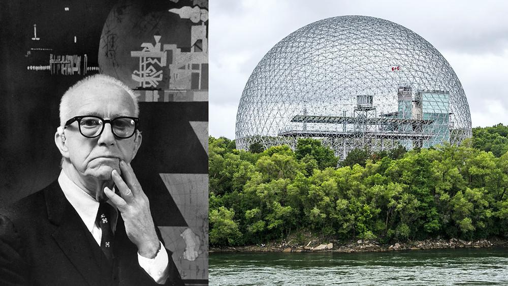 Buckminster Fuller, Biosphere Environment Museum