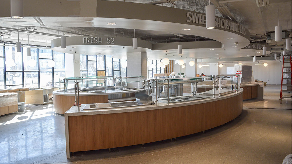 Holland House Dining Center, Missouri State University — Springfield, MO