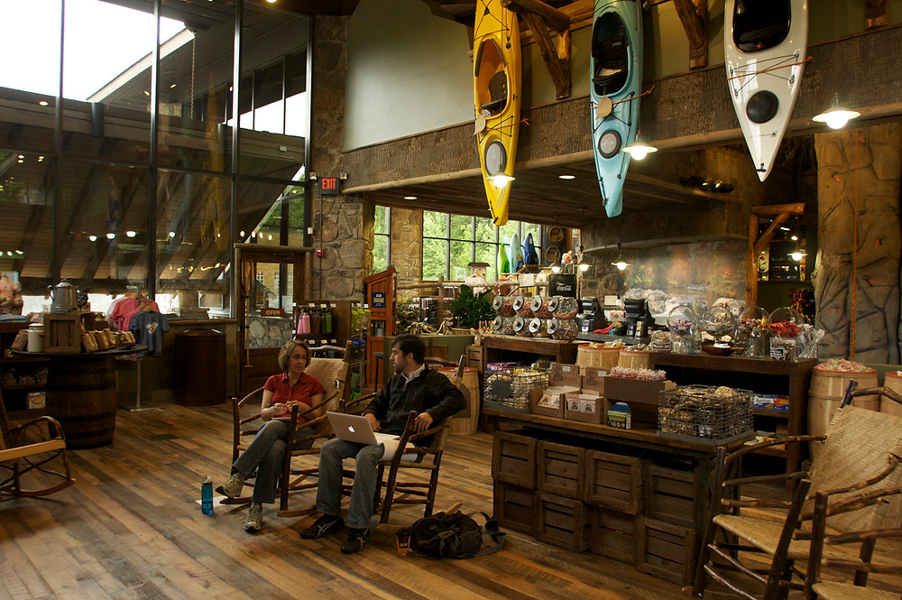 Nantahala Outdoor Center's The Great Outpost