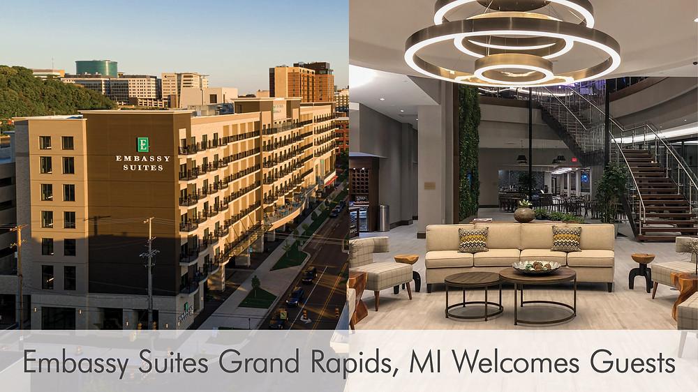 Embassy Suites Grand Rapids