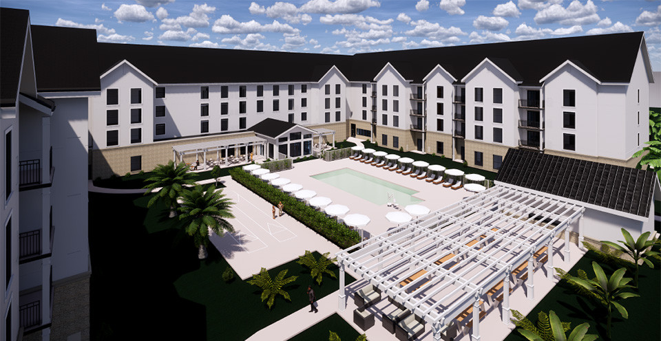 Extended Stay Hotel World Equestrian Center