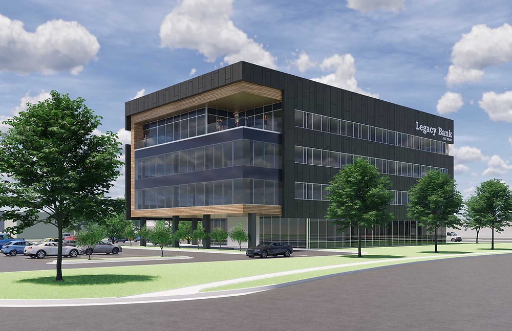 Legacy Bank and Trust New Headquarters in Springfield, MO