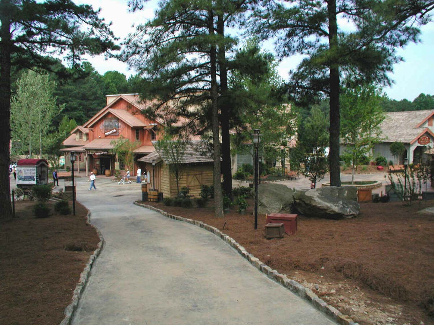Crossroads at Stone Mountain Park