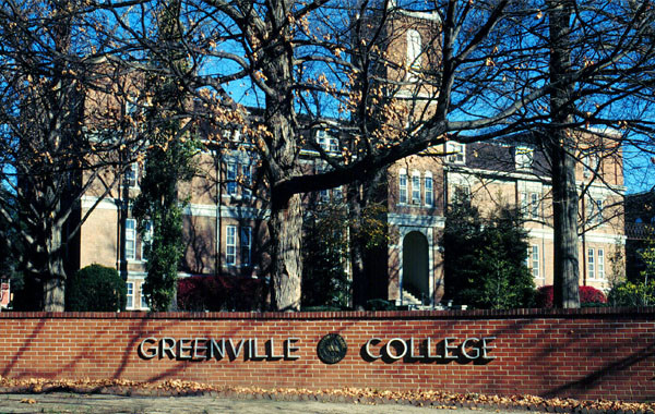 Hogue Hall - Greenville College