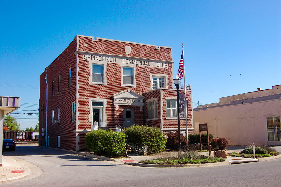 Commercial Club Building