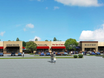 Branson Landing North Retail Development