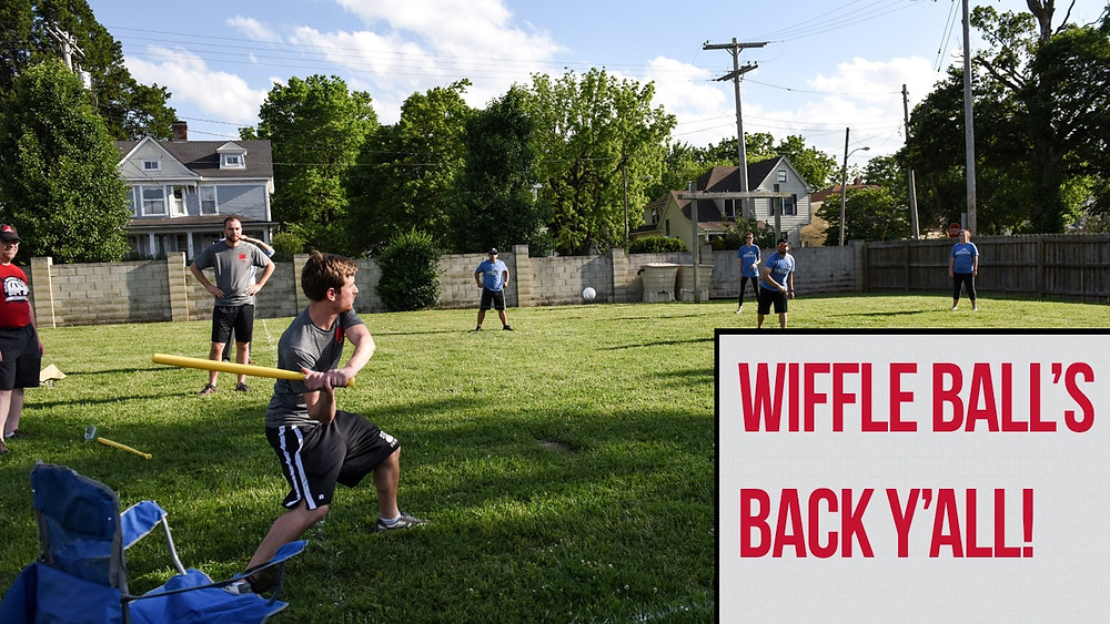 Wiffle Ball's Back Y'all!