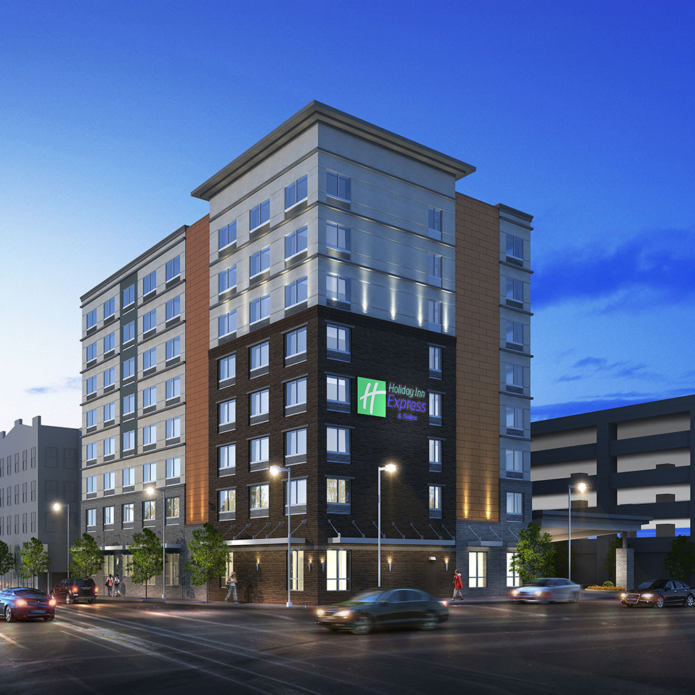 Holiday Inn Express & Suites - Louisville, KY