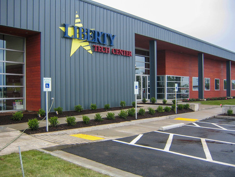 Liberty Bank Tech Center