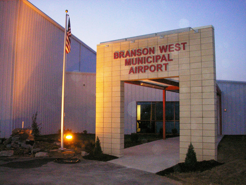 Branson West Municipal Airport Terminal