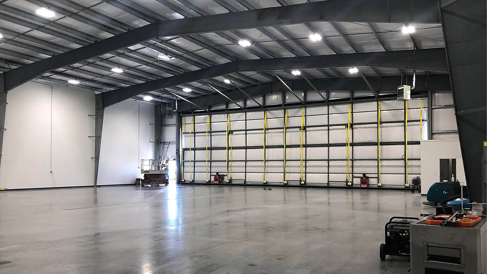 2020 Year in Review: 3DW Downtown Springfield Airport Hangar