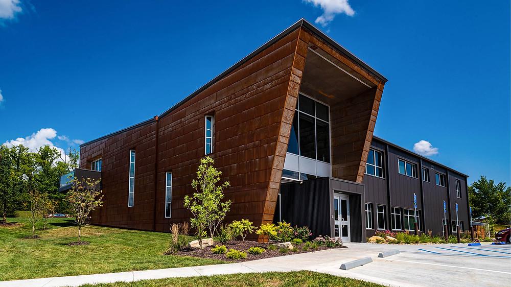 Branson Chamber of Commerce & CVB building