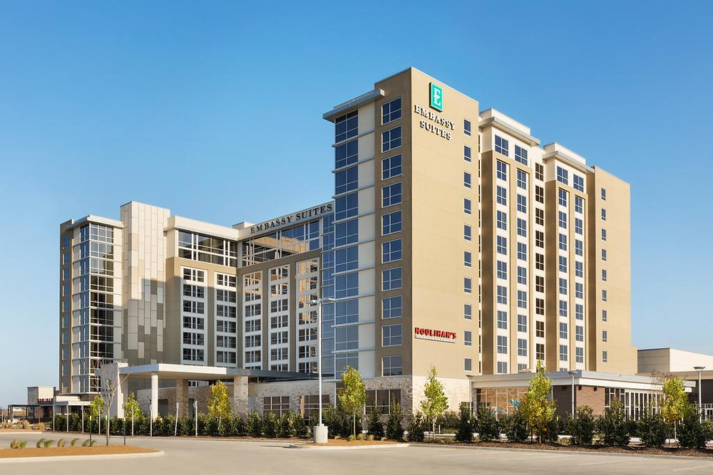 Embassy Suites Hotel & Convention Center in Denton,TX - 2018 Project Wrap Up