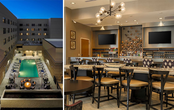 DoubleTree by Hilton Evansville - Pool & Quarry Bar