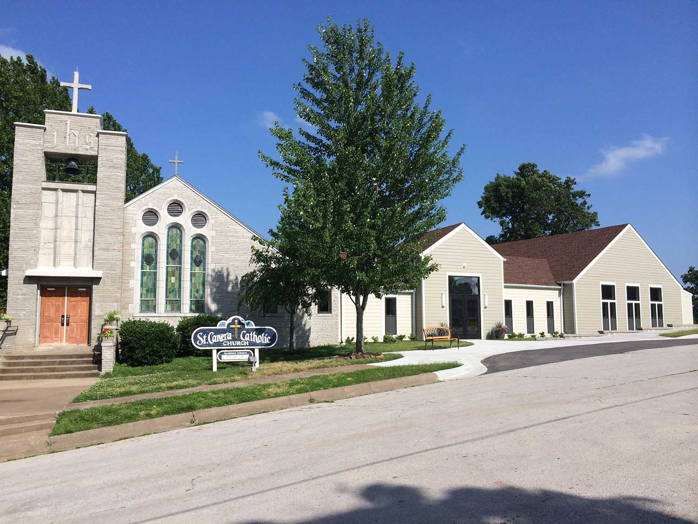 St. Canera Roman Catholic Church Parish Hall Addition
