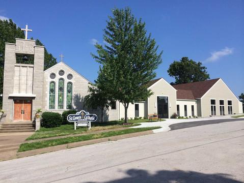 St. Canera Roman Catholic Church Parish Hall Addition