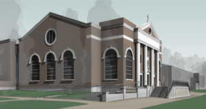 St. Agnes Cathedral Addition