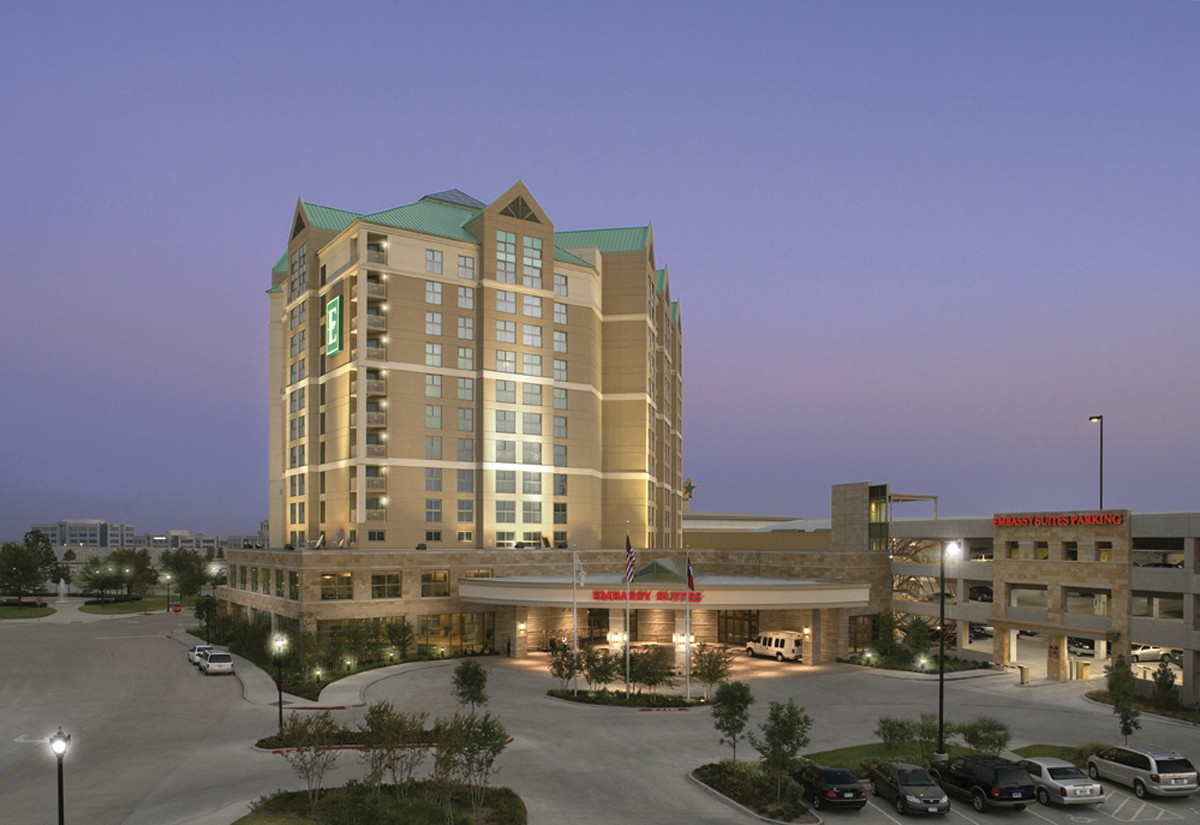 Embassy Suites Dallas Frisco Hotel Convention Center & Spa