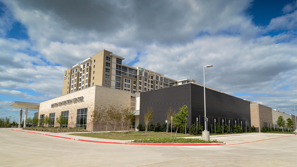Embassy Suites Denton Convention Center
