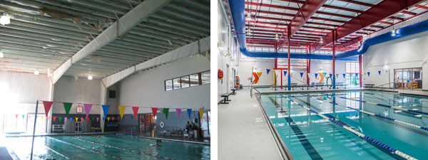 Jones YMCA Pool