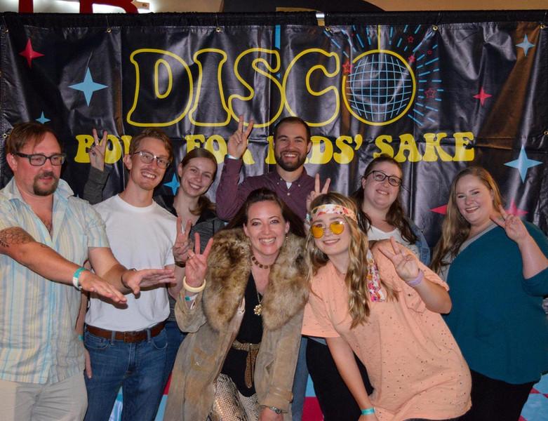 Disco Bowl For Kids' Sake Fundraiser