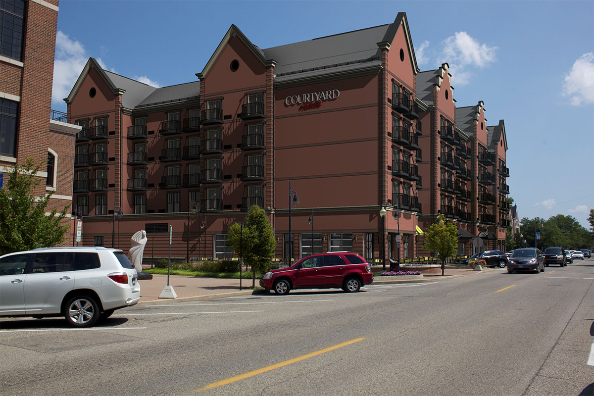 Courtyard by Marriott Holland Downtown