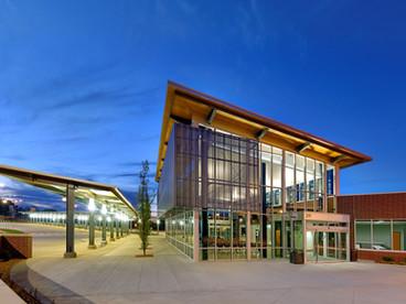 City Utilites Transit Center