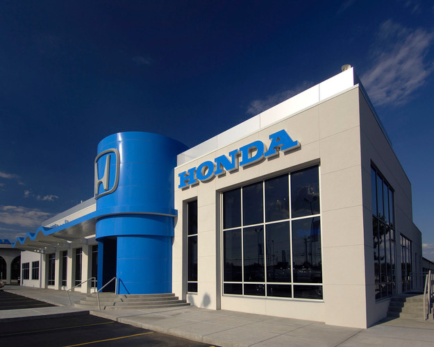 Don Wessel Honda Renovation