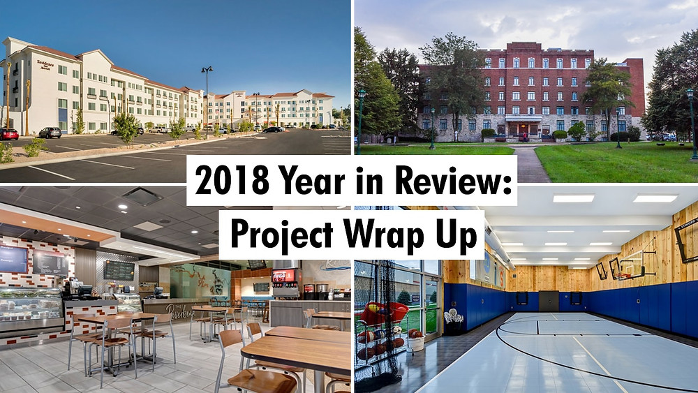 2018 Year in Review: Project Wrap Up