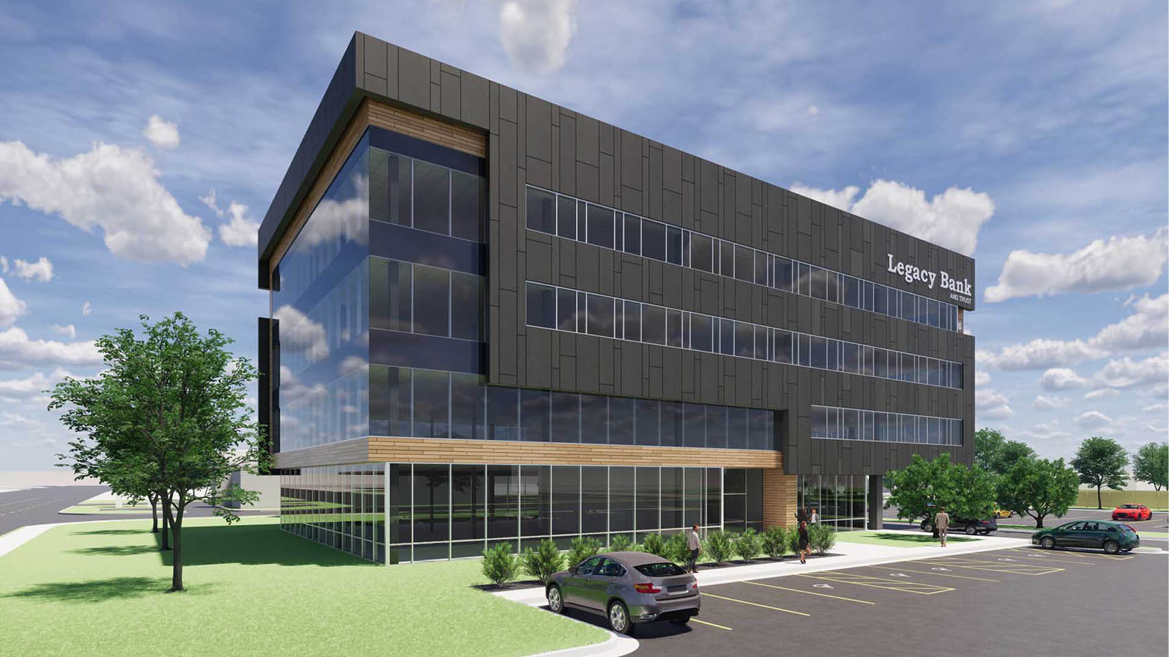 Legacy Bank and Trust Springfield rendering
