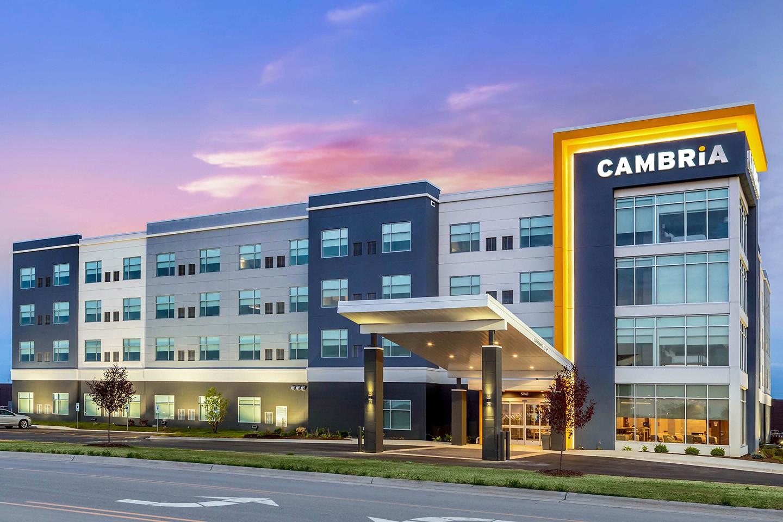 Cambria Hotel Bettendorf — Quad Cities