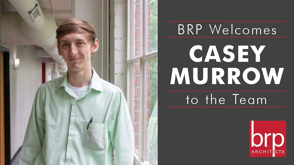 BRP Welcomes Casey Murrow to the Team