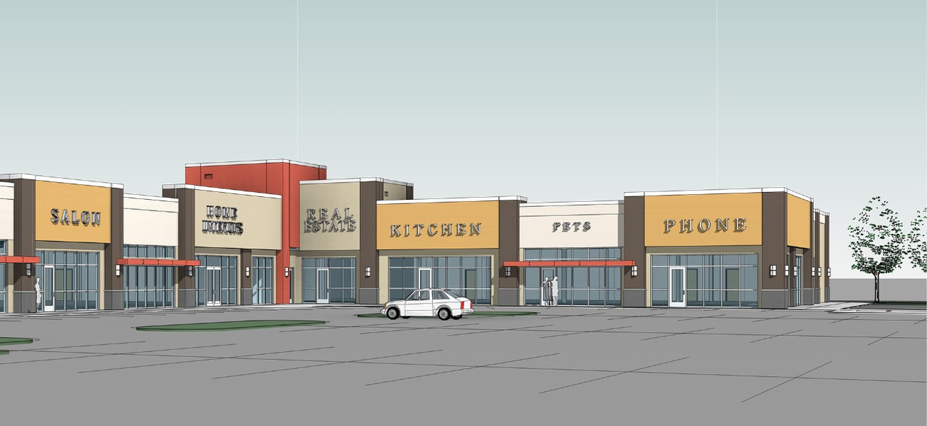 Clifton Park Retail Center