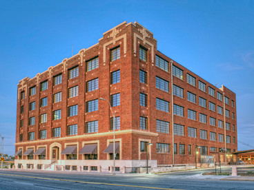 Preservation & Adaptive Re-Use