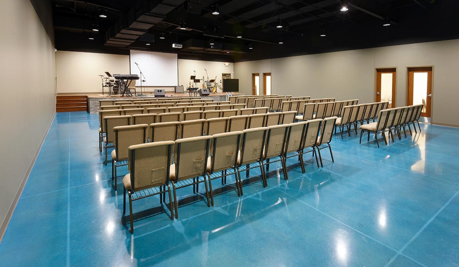 Crossway Baptist Student Center