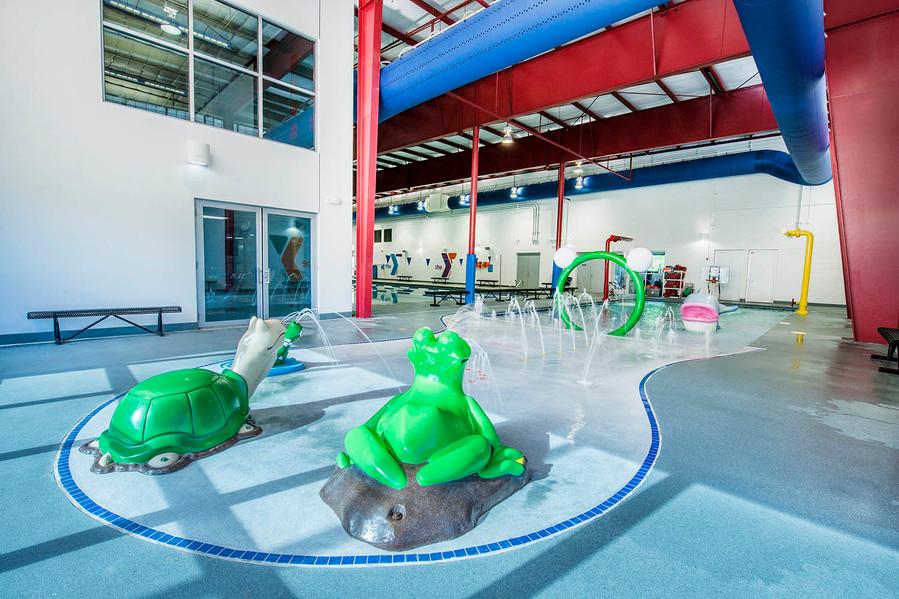 Jones YMCA Pool Renovation