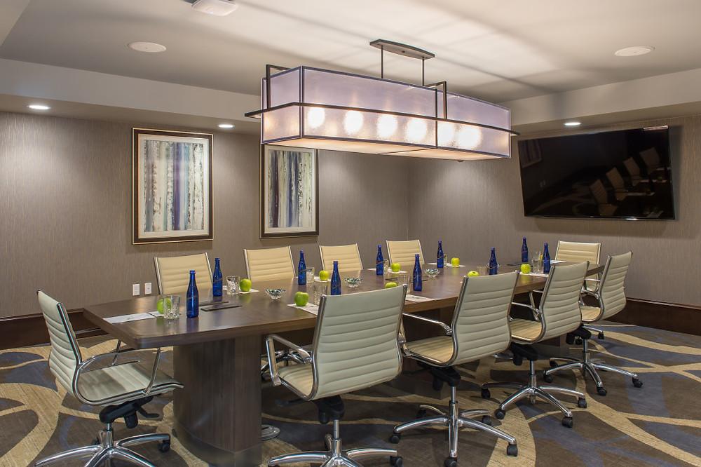 Saratoga Springs Embassy Suites Meeting Room
