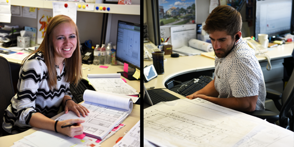 Brittany & Colton - Intern Architects
