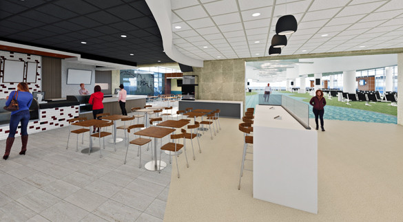 Springfield-Branson National Airport Restaurant Expansion