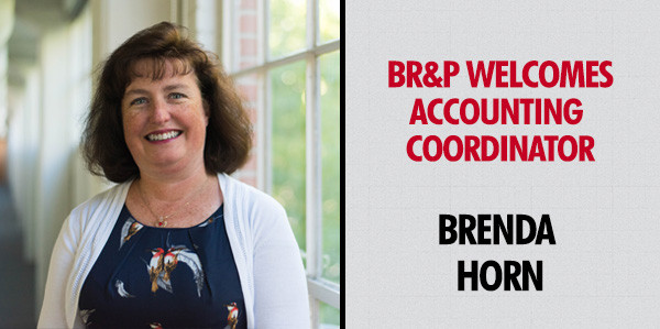 BR&P Welcomes Accounting Coordinator Brenda Horn