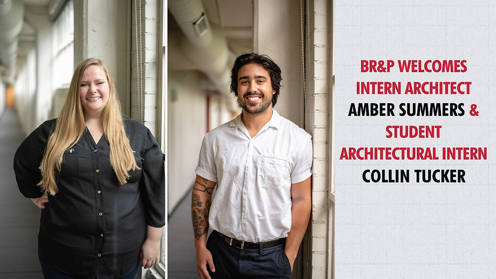 BRP Welcomes Amber and Collin