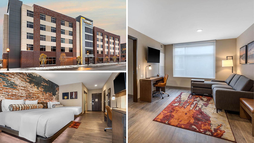 Cambria Omaha receives LEED Silver, BRP Architects