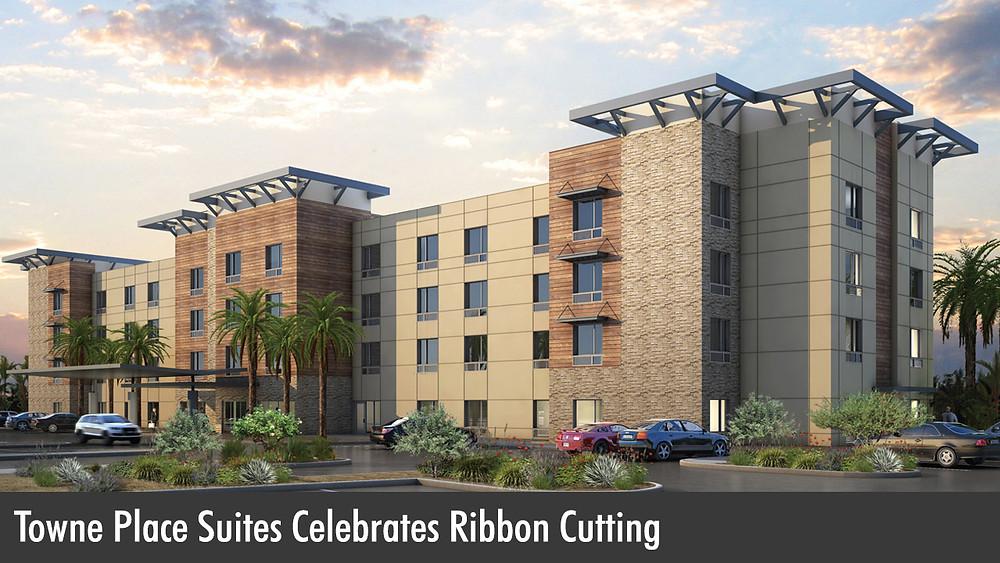 Towne Place Suites Celebrates Ribbon Cutting