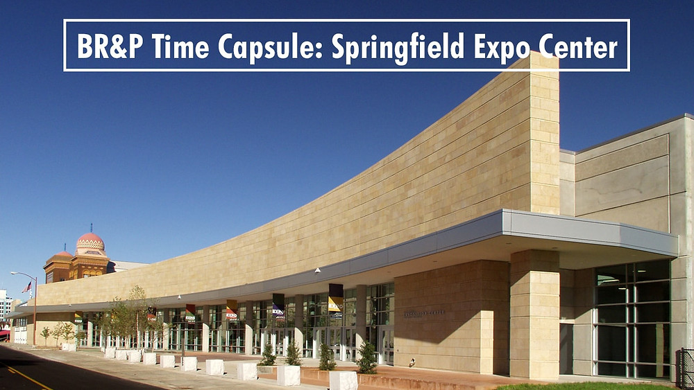 BR&P Time Capsule: Springfield Expo Center