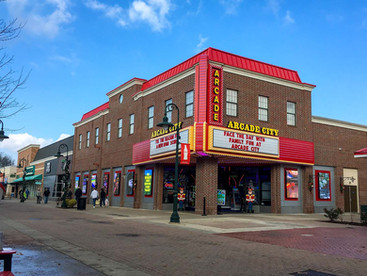Arcade City Branson Landing