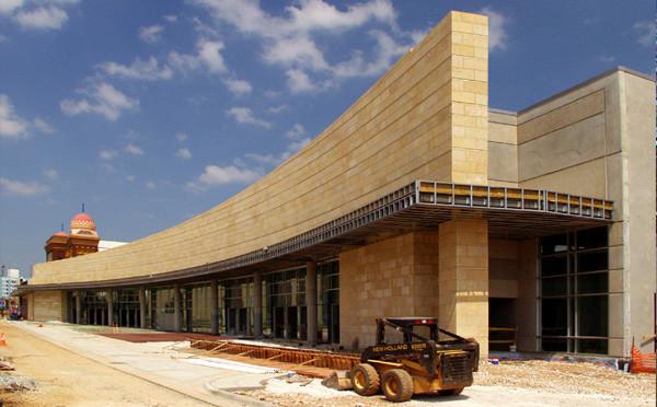 Springfield Expo Center Under Construction